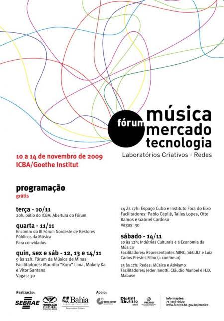 Fórum Música