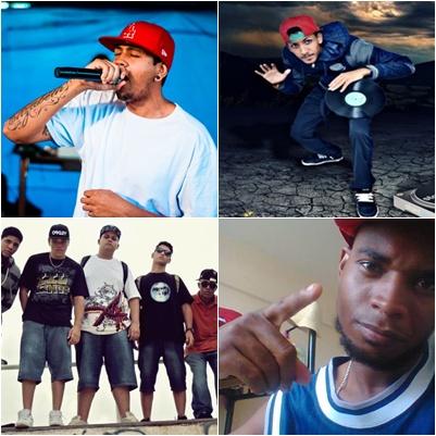 encontro de hip hop
